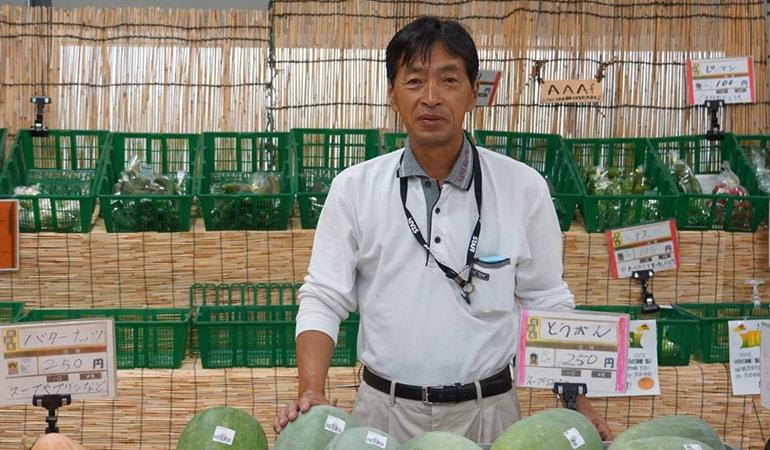 香川の臼杵さん